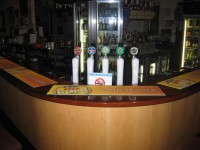 Goolwa Hotel - Curved Bar