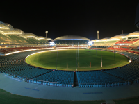 Adelaide Oval Night Mound
